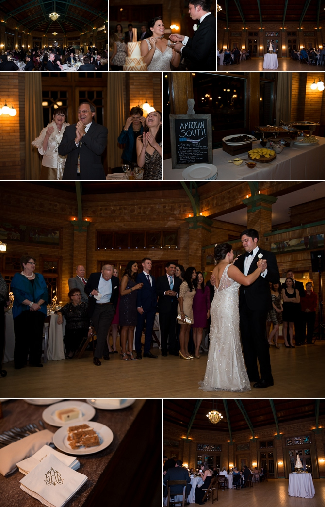 Cafe Brauer Wedding 3