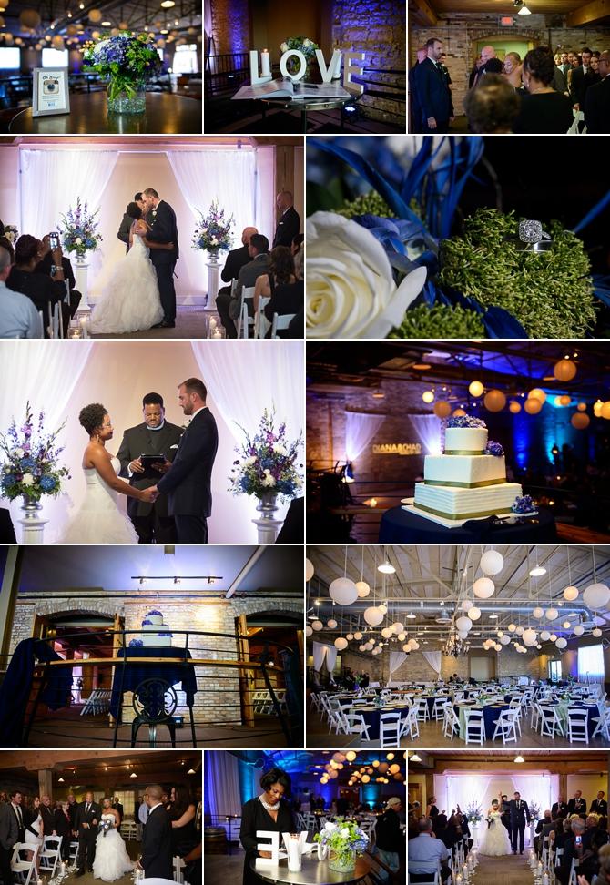 Prairie Street Brewhouse Wedding 2