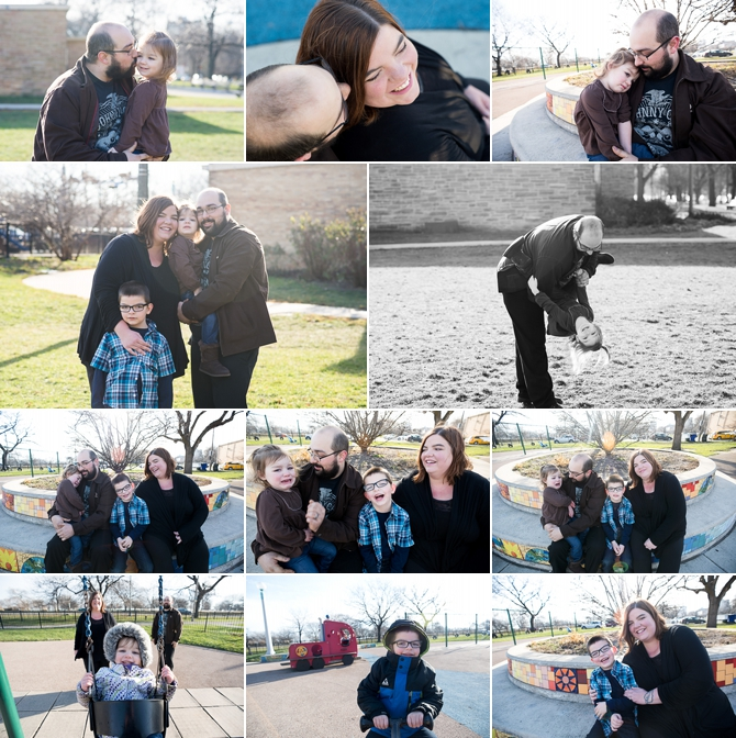 Chicago Family Session